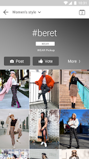App WEAR - Fashion Lookbook APK for Windows Phone