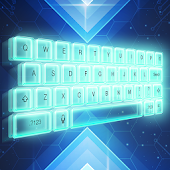 Hologram 3D Keyboard Simulator