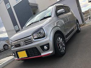 アルトワークス HA36S H30 5MT 4WDののカスタム事例画像 KASUMIさんの2018年11月24日22:28の投稿