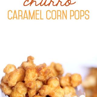 Churro Caramel Corn Pops