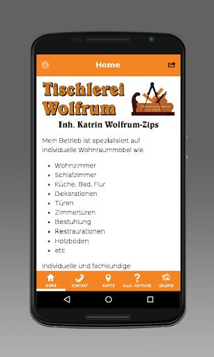 Tischlerei Wolfrum