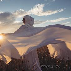 Wedding photographer Zagid Ramazanov (Zagid). Photo of 18.06.2017