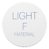 Light F Material CM12 Theme
