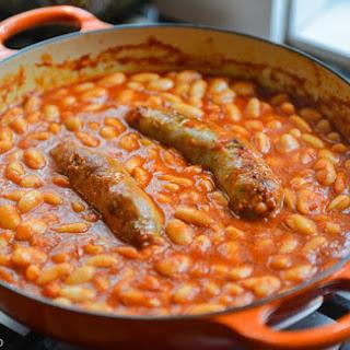 Salsicce E Fagioli (Sausage and Beans) Recipe