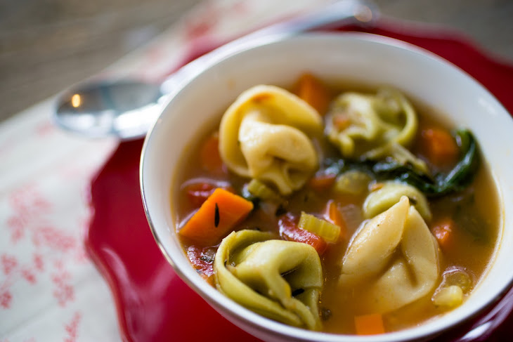 Weight Watchers Tortellini Soup Recipe