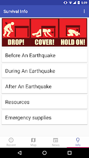 Earthquake Survival- screenshot thumbnail