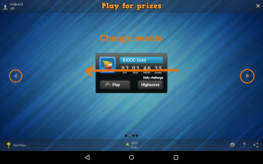 Play For Prizes Beta - Win