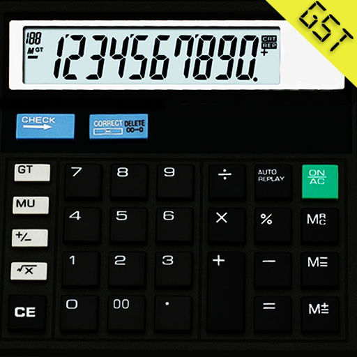 Citizen Calculator - GST calculator