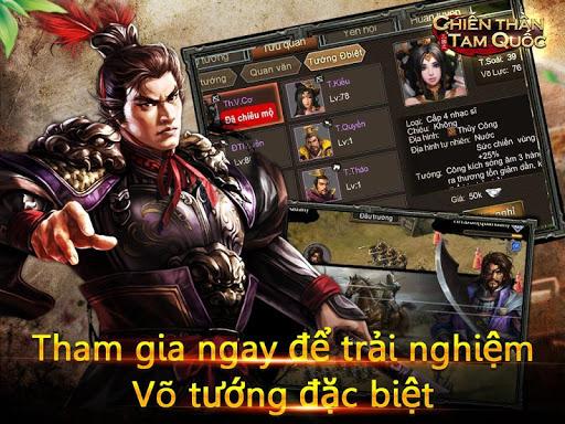 Chiu1ebfn Thu1ea7n Tam Quu1ed1c-Tranh Bu00e1 9.6.0 screenshots 7