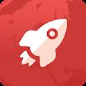 Rocket Browser icon