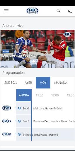 FOX Sports Latinoamu00e9rica 9.1.5 Screenshots 6