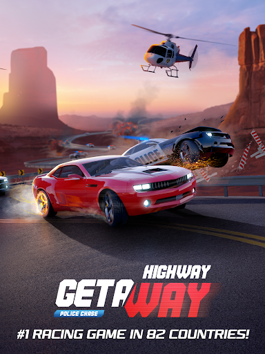 Highway Getaway: Police Chase  screenshots 13