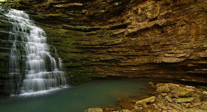 Photo: Piglicker Falls