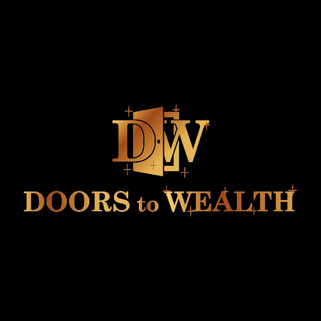 Doors To Wealth Logo