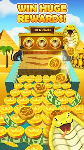 Lucky Dozer Pharaoh screenshots 1