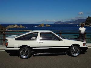 カローラレビン AE86 S62年 GT-APEXのカスタム事例画像 ae86kiwamiさんの2021年01月02日19:16の投稿