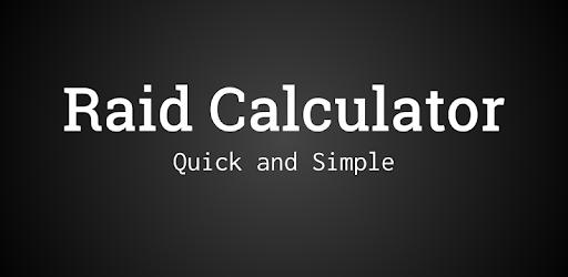 Raid Calculator - Apps on Google Play