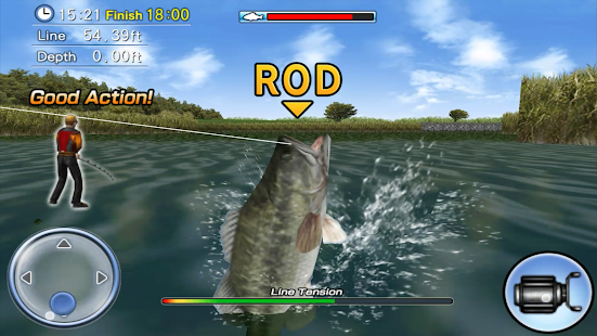 Bass Fishing 3D Free 8