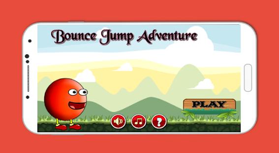 Bounce jump adventure - náhled