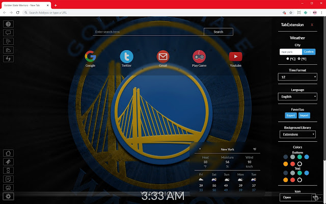 Golden State Warriors Wallpapers And New Tab