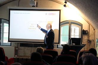 Photo: presentatie NLCS