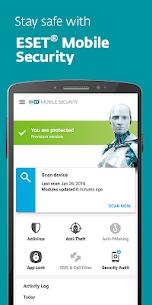 ESET Mobile Security & Antivirus (Premium) 1
