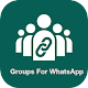 Download Groups App for WhatsApp For PC Windows and Mac