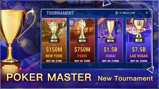 Sohoo Poker-Texas Holdem Poker 5.0.10 screenshots 10