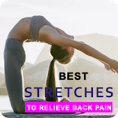 Best Stretches To Relieve Back Pain Android APK Download Free By Aamar Paandit