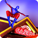 Super Hero Casino Battle icon