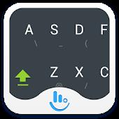 Droid L Green Keyboard Theme