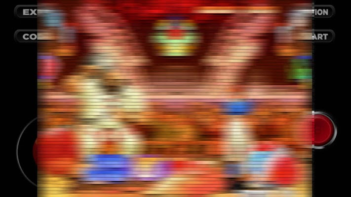 Arcade VS Classic - screenshot