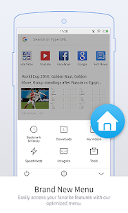 UC Browser Mini -Tiny Fast Private & Secure Screenshot