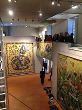 Photo: Visite de presse du 30 janvier : découverte des grandes œuvres depuis la rochelle