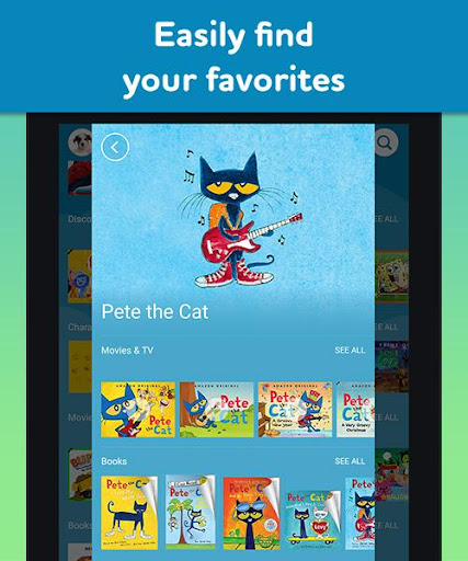 Amazon FreeTime Unlimited: Kids Shows, Games, More 2.0.0.203376 screenshots 21