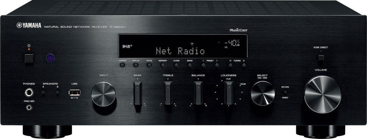 ampli Yamaha MusicCast R-N803D