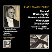 Piano Masterpieces, Vol. 3: Svjatoslav Richter Plays Moussorgsky & Tchaikovsky