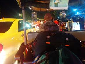 Photo: Tuk tuk in Phnom Penh.
