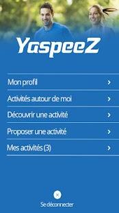 YaspeeZ - náhled