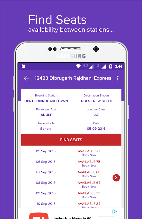 Mobile Ticket Booking Irctc Android Apps On Google Play