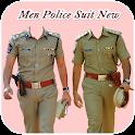 Men Police Suit New icon