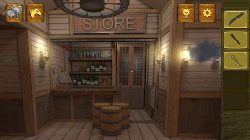 Télécharger Wild West Escape APK MOD (Astuce) screenshots 1