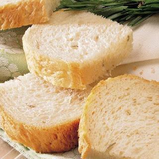 Bread Machine Potato-Rosemary Bread.