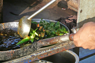 Photo: Deep Fried and salted chillies