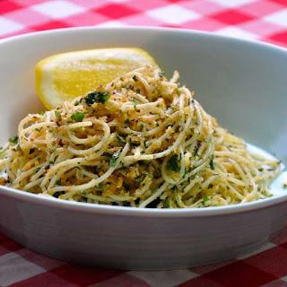 Garlic Oregano Spaghetti Recipes.