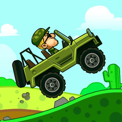 Mountain Climb Racing (game)