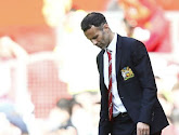 Ryan Giggs quitte Manchester United