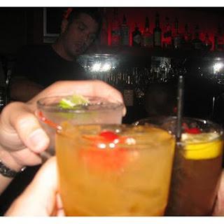 Amaretto Cocktail.