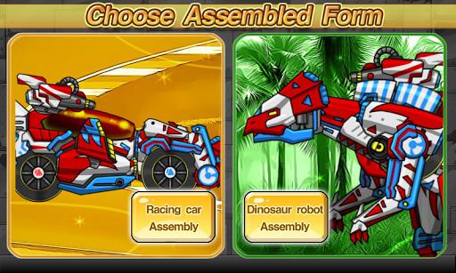 Microceratus - Dino Robot