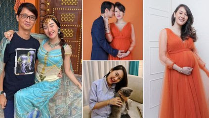 8 Potret Rizuka Amor, Artis Cantik yang Viral Dikabarkan Jadi Pelakor dan Sudah Hamil Besar - KapanLagi.com
